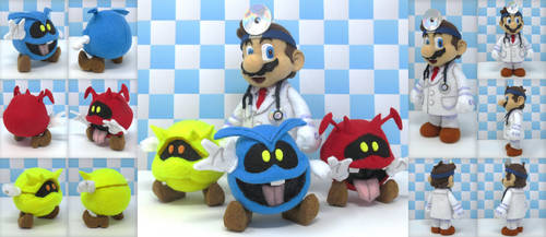 Dr. Mario and Viruses