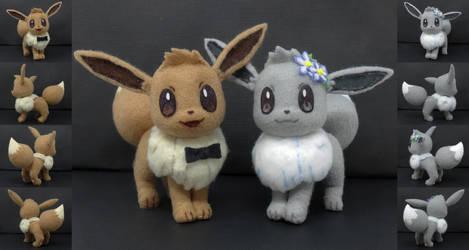 Bride and Groom Eevee