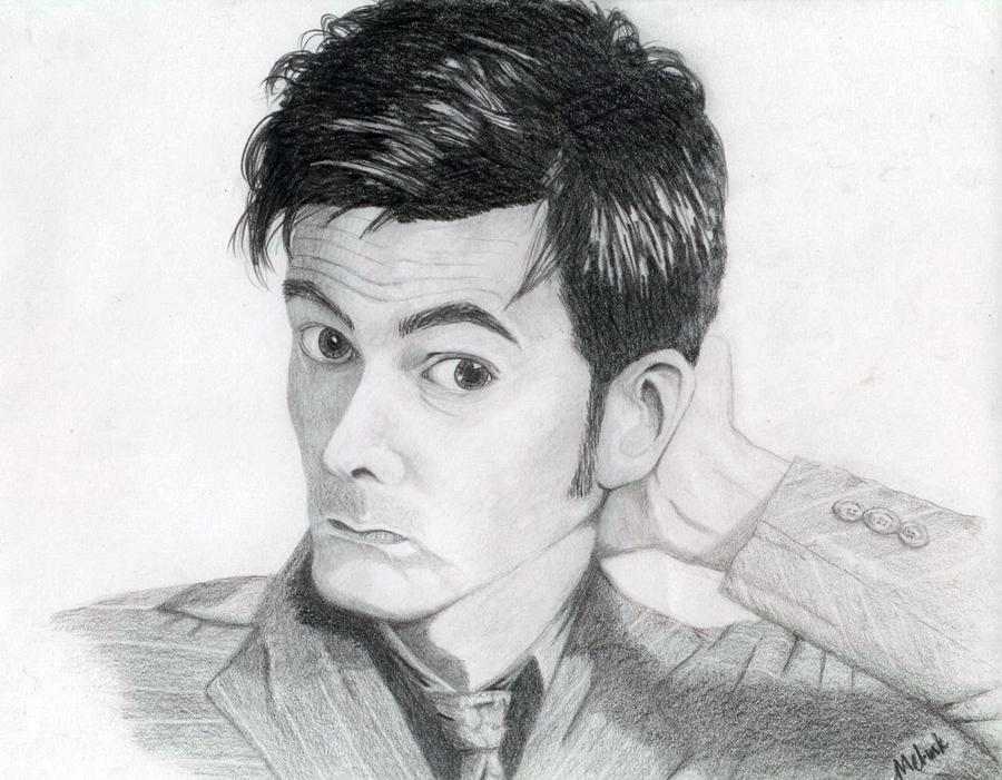 10th Doctor by ChaosAcathla