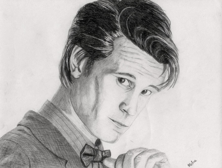 11th Doctor by ChaosAcathla
