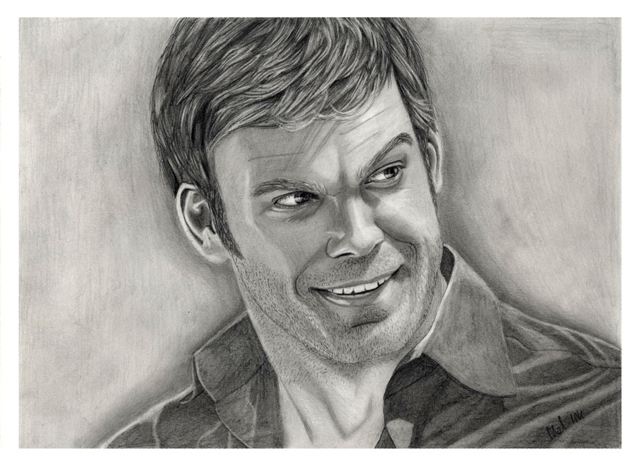 dibujos - dibujos de Dexter al carbon Dexter_by_chaosacathla-d2xzscy