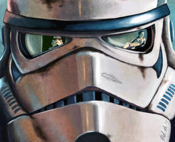 Stormtrooper by ChaosAcathla