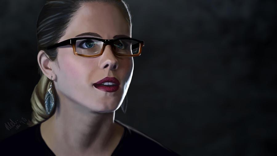 Felicity Smoak - Arrow by ChaosAcathla