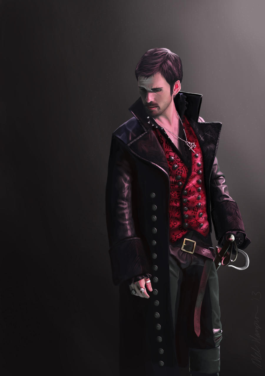 Hook by ChaosAcathla