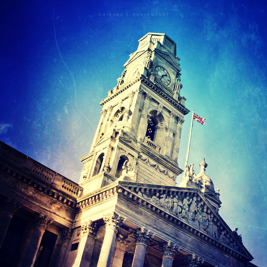 Portsmouth Guildhall by caie143