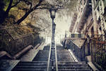 The Way To Sacre-Coeur