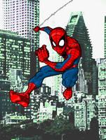 Spider-Man 2K3 by Maukingbird