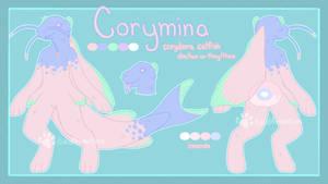 Corymina Ref Sheet