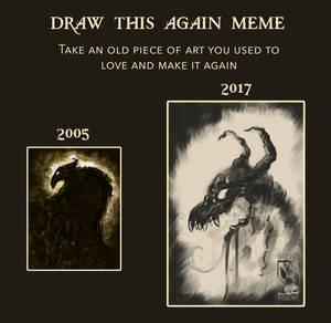 ./ Draw This Again Meme ./