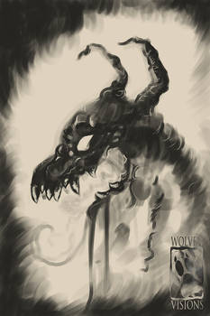 ./ Portrait of a Curse 2 ./