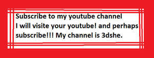 Youtube by 3DShe