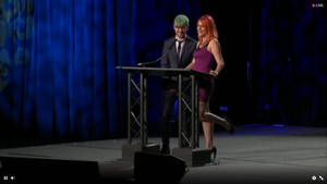 jacksepticeye sxswgamingawards by 3DShe