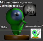 Mouse here to buy now your jacksepticeye Sam