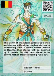 Card E0026 by 3DShe