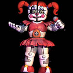 Circus Baby -MODEL TEST-