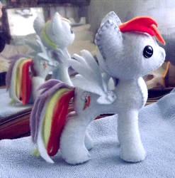A'dwwable Rainbow Dash by Slipsntime
