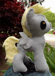 A'dawwable Derpy Hooves by Slipsntime
