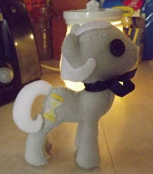 A'dawwable Doctor Whooves -  The 1st Doctor Who by Slipsntime
