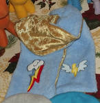 My Little Pony Rainbow Dash Wonderbolts Scarf by Slipsntime