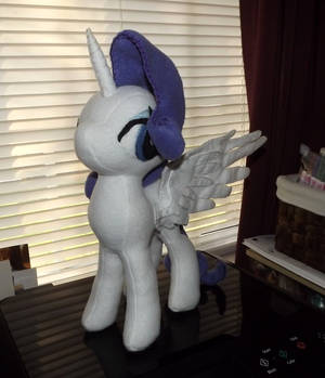 Rarity Alicorn 1A
