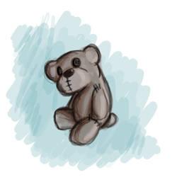 Axel Bear by CultLamb