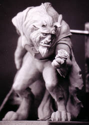 Beauty and the Beast sculpt3