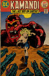 Kamandi colored cover