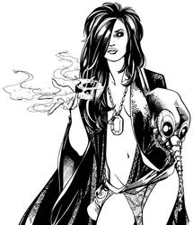 Sandwoman by MarianoNavarro