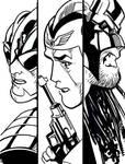 Comic Portraits - Chapter 2
