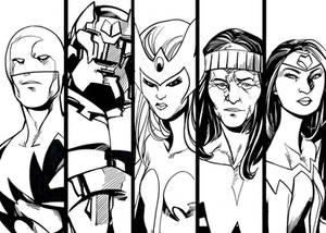 ComicPortraits - Chapter 10 - Alpha Flight Pt1
