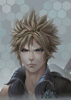 Cloud Strife by norwata