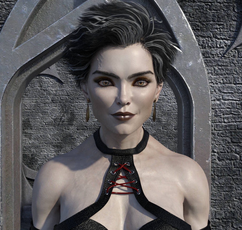 Madonna - Beautiful Daywalker Vampiress