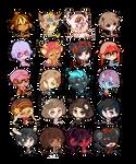 Pixel Icon Dump