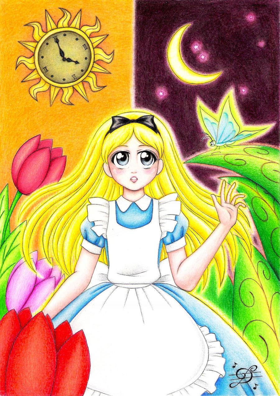 *Alice*(_Contest_) by DayseRosi