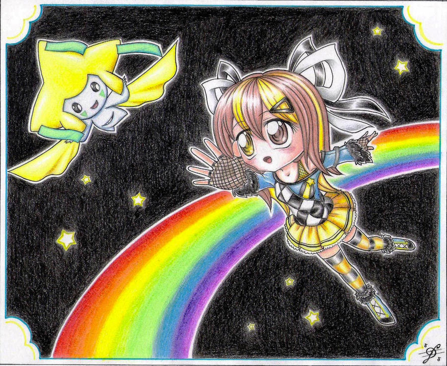 Malina_::Wishin on a Star:: by DayseRosi