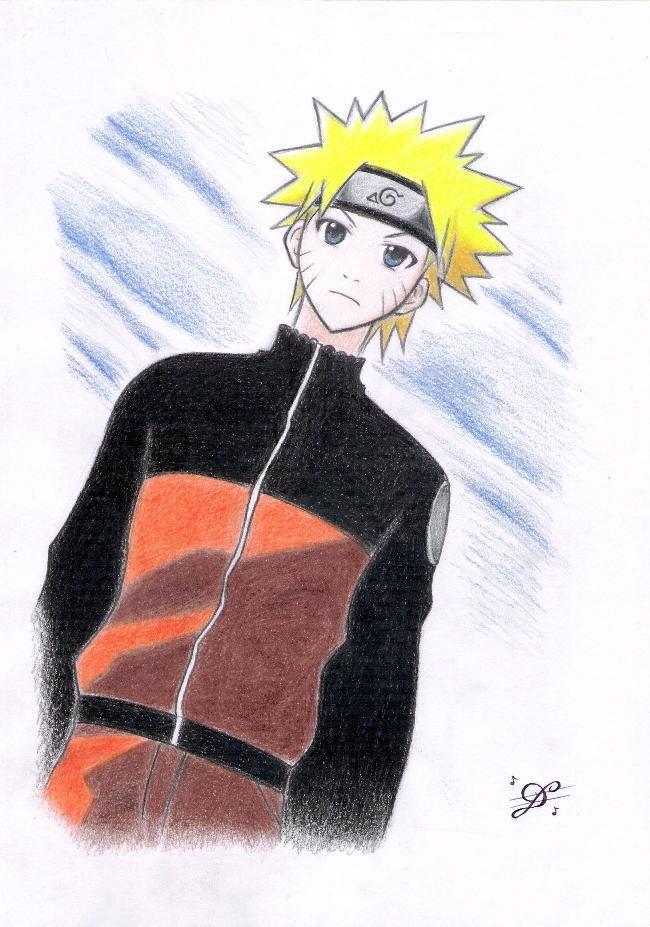 Naruto by DayseRosi