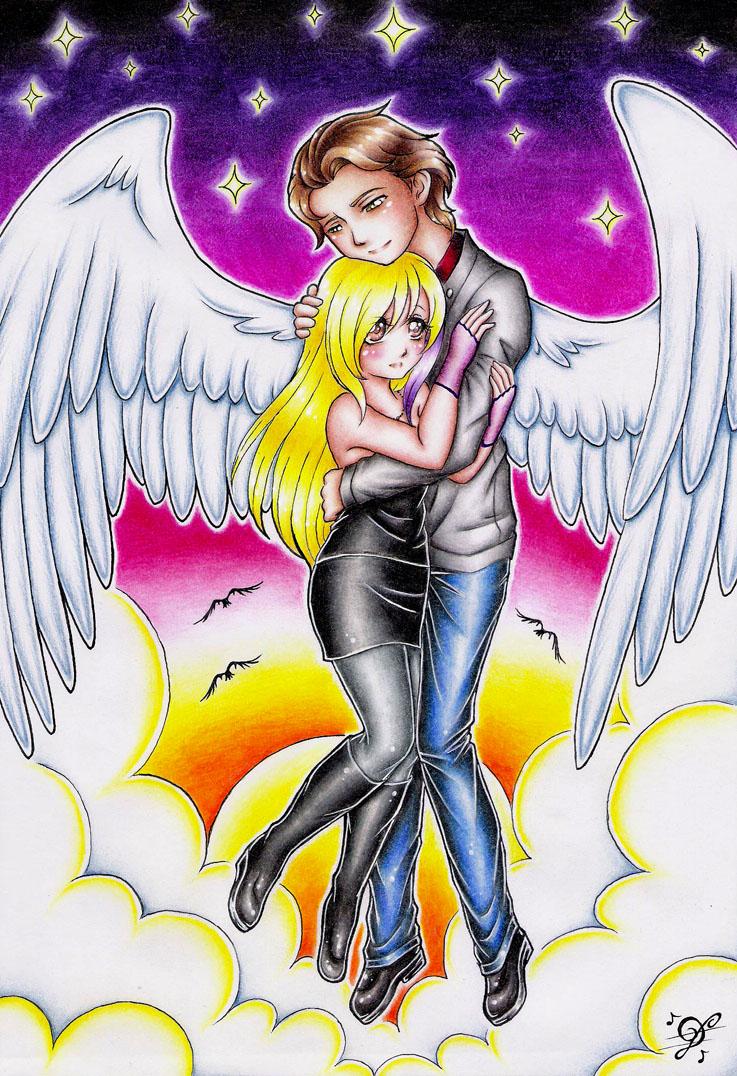 C: Be my Angel by DayseRosi