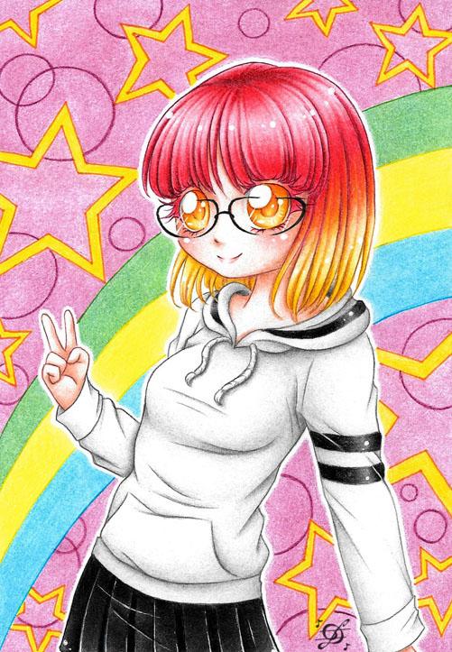 G1: Miyoko by DayseRosi