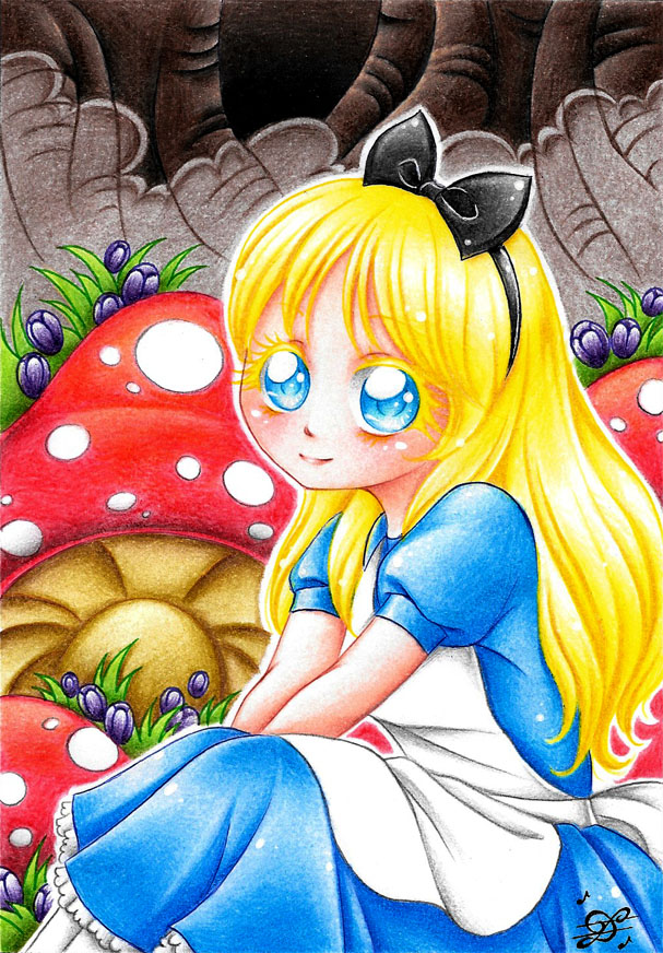 .:*+ Little Alice +*:. by DayseRosi