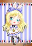 My Cu-poche Alice