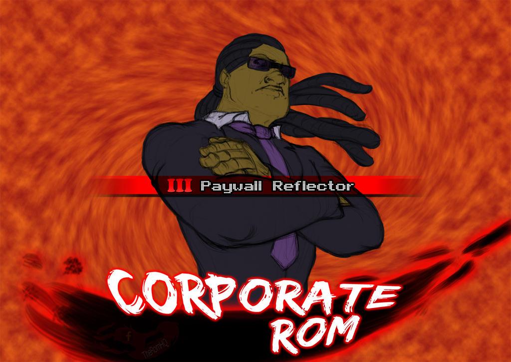 Corporate Rom DLC by Mokuu