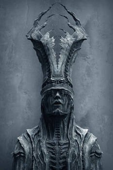 Mysterious Sculpture2 B