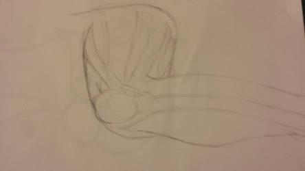 Life Drawing: Anatomy Study - Legs and Feet by vilesyn