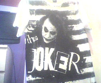 Joker Shirt by RoxasRocks0813