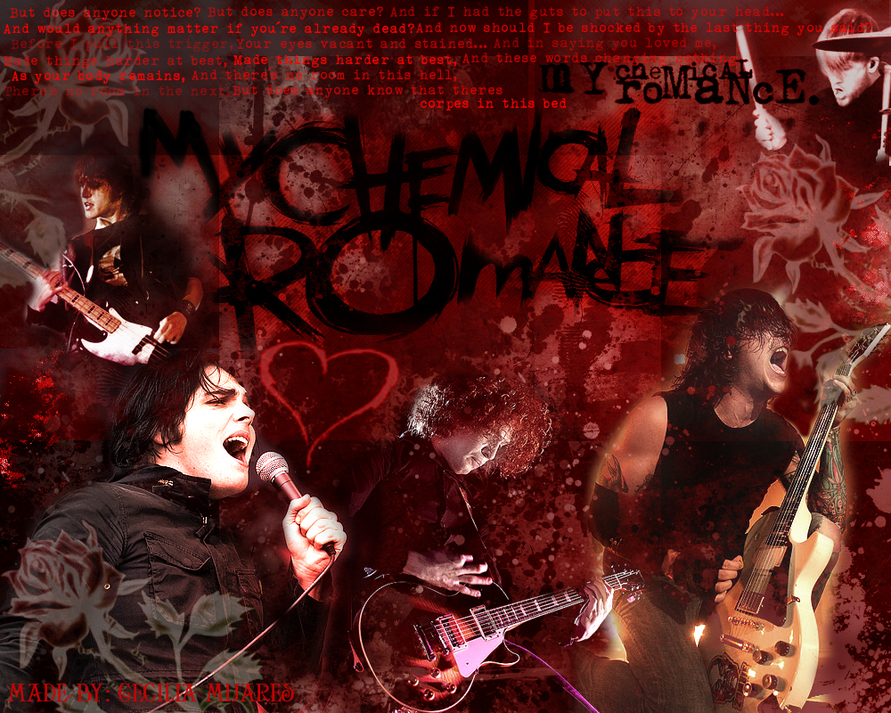 My Chemical Romance Wallpaper | 2017 - 2018 Best Cars Reviews