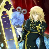 Pandora Hearts - Vincent by Lulusama