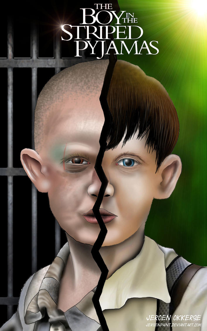 the boy in the striped pyjamas by jeroenpaint on the boy in the striped pyjamas by jeroenpaint