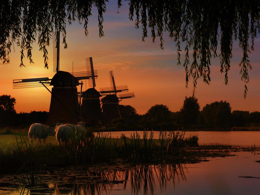 Holland by jeroenpaint