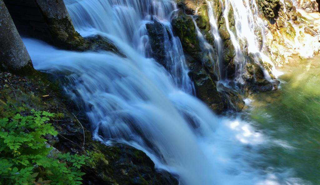 Vintgar Falls by jeroenpaint