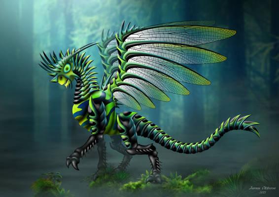 Dragonfly Dragon